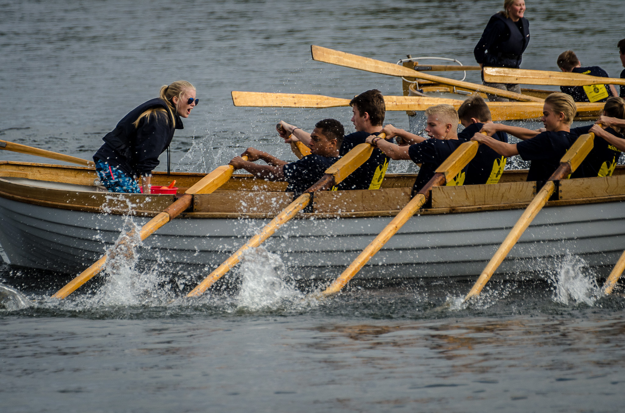 Sjövärnskårens rikstävlingar 2014