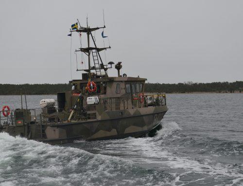 Förtygsförlagd Utbildning (FFU) mot N8 på Gotland (senast 24/3)
