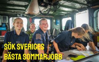 Sök Sveriges bästa sommarjobb