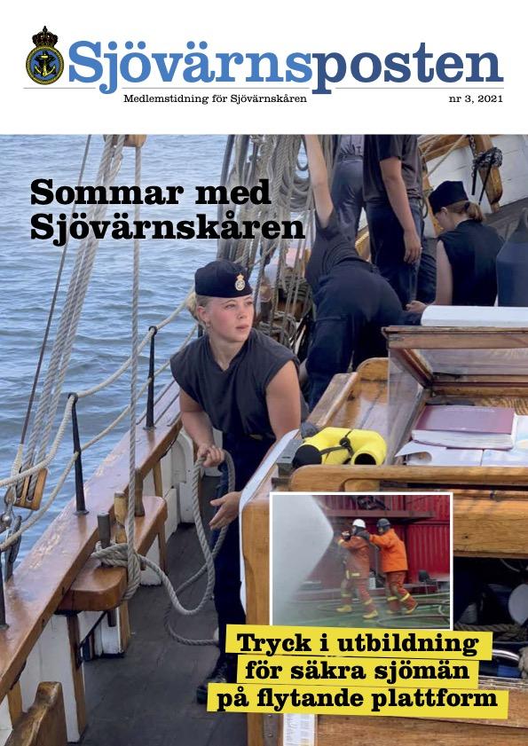 Sjövärnsposten nr 3 2021